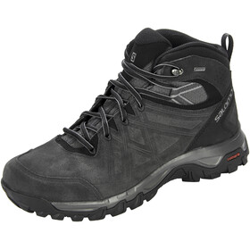 Salomon M's Evasion 2 Mid LTR GTX Shoes Magnet/Phantom/Quiet Shade